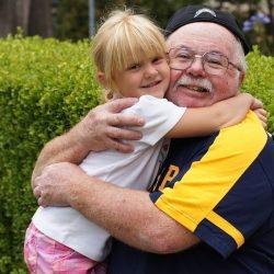 Le rôle des grands parents dans la vie de leur petits-enfants